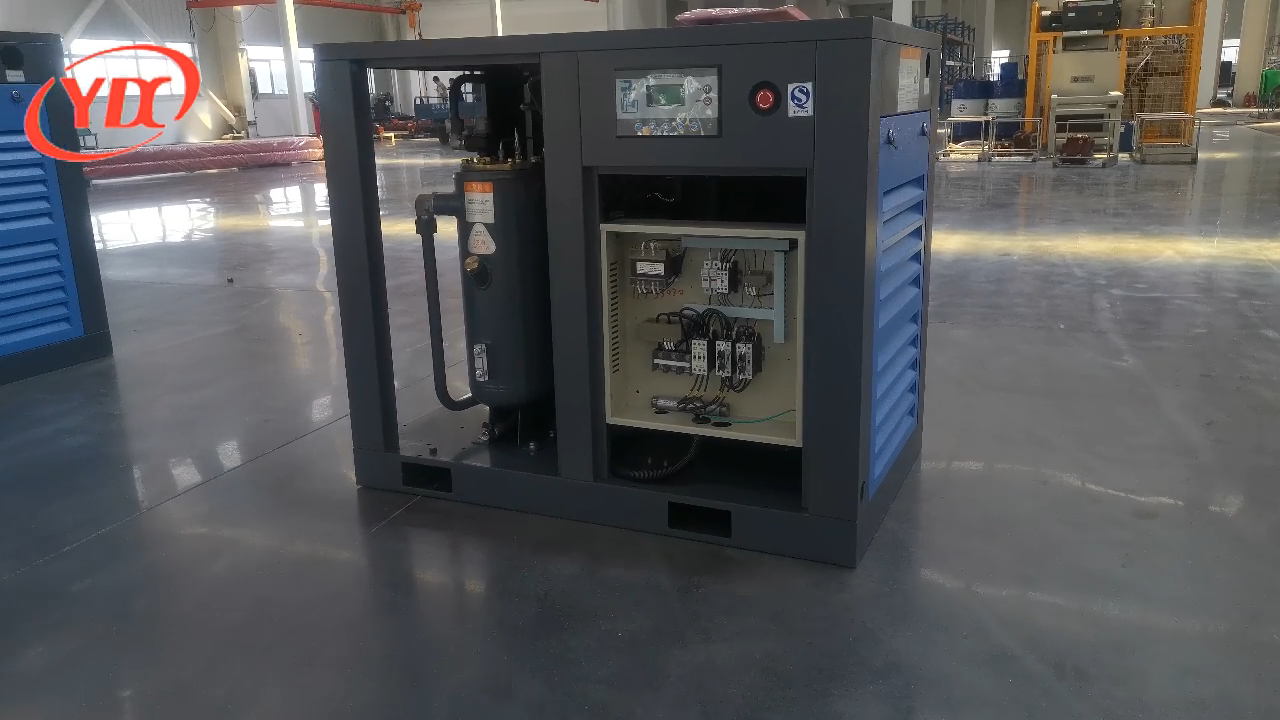 Screw Compressor 100HP