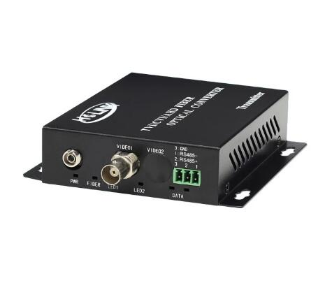 HD CCTV 4 Kanäle Digitale Glasfaser Video Converter/Transceiver