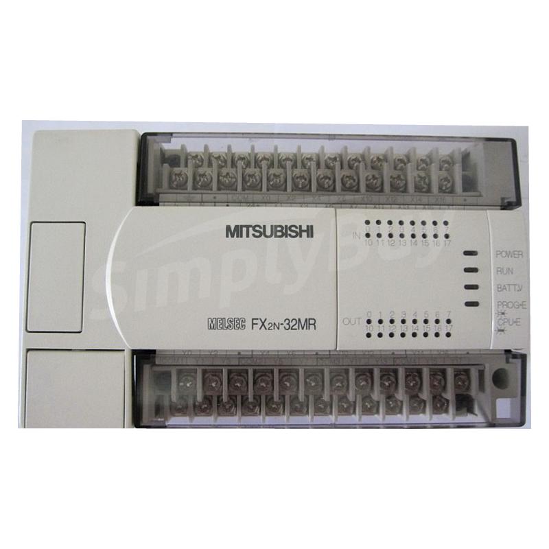 New In Box MITSUBISHI PLC FX2N-80MR-ES//UL
