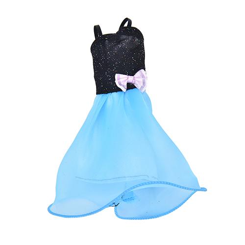 Кукольная одежда, 1 шт. модное платье повседневная одежда, юбка вечерние платья, блузка, штаны для куклы Барби, аксессуары, милые игрушки для ...(Китай)