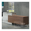 Modern Design Small Table Retail Shop Wood Cash Counter for Pharmacy Store