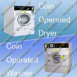 selfhelp 12kg steam heating coin operated laundry equipment