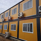 Home Panel House Beautiful Steel Mobile Well Home Modular Flat Pack Sandwich Panel Prefab Container House Prefabricated House