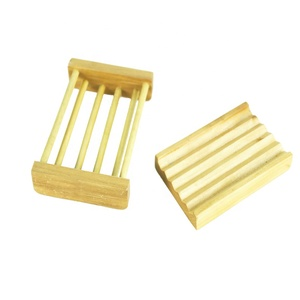 China supply Household Wooden Soap Dish For Toilet with factory price