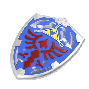 Wholesale Costume Weapon for Anime Cosplay Legend of Zelda Shield Costume