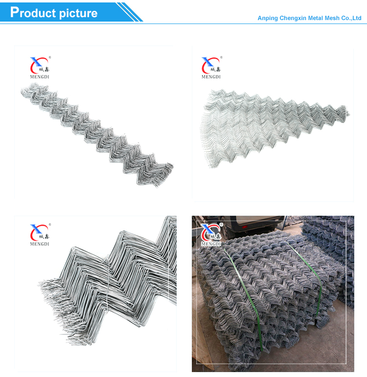 Wholesale chain link fence / chain link fencing wire cost
