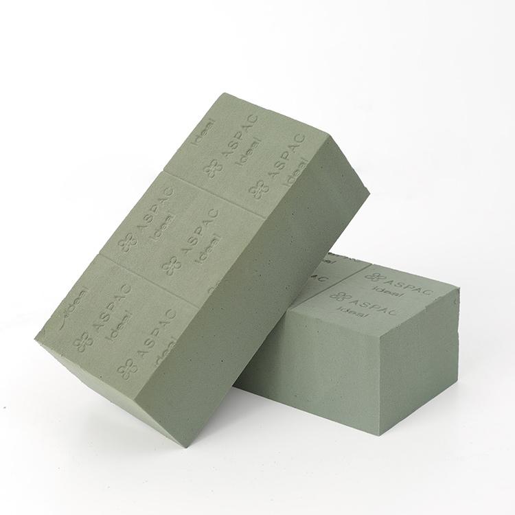 OASIS® Noir Ideal Floral Foam Maxlife Brick x 10 bricks weddings floristry