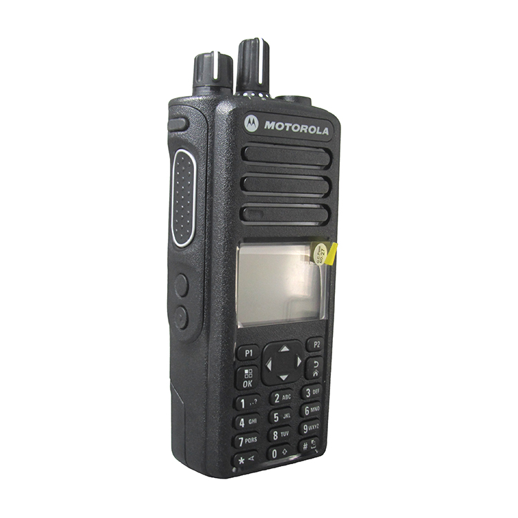 Motorola Portable xpr7550e digital UHF IP68 standard with GPS and Wifi walkie talkie