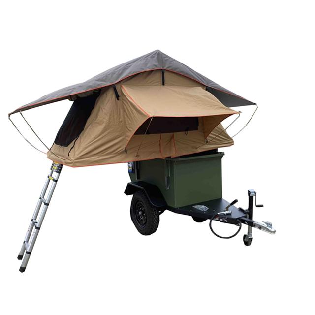 Remorque de camping