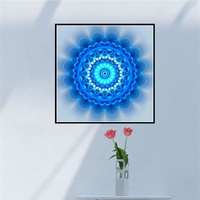 DIY 5D diamond painting diamond cross stitch kaleidoscope home decoration diamond embroidery