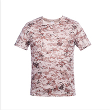 Outdoor Sport Digitale Militaire Camouflage <span class=keywords><strong>T-shirt</strong></span>