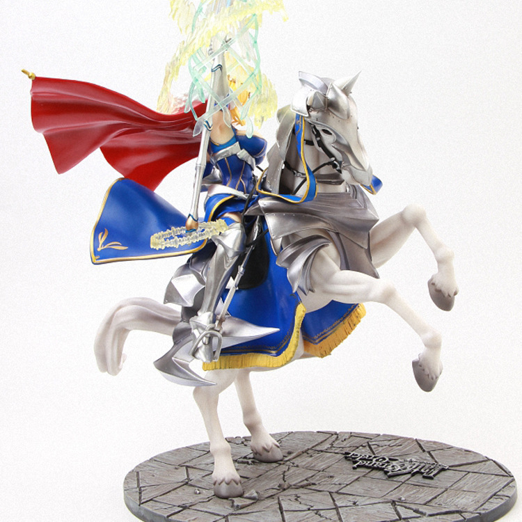 ของเล่นโมเดลFate/Grand Order Lancer/Arturia Pendragon
