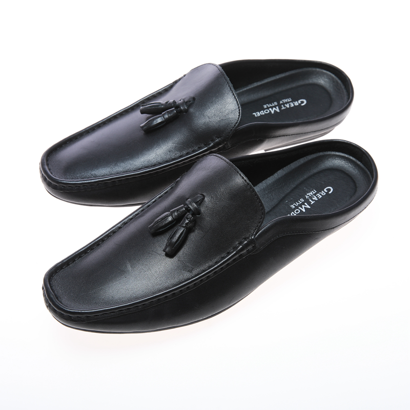 Stylish walking man imported quality camper shop online oxford shoes men leather Fashion leather half tow