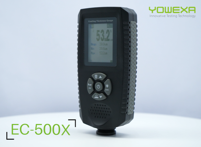 High Accuracy Chrome Coating Thickness Gauge