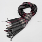 New 100% Winter Long Size Scarf Wool Shawl For Men