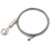 1.2mm Galvanized Steel Wire Zinc Alloy Air Hanging Ceiling Light Suspension Gripper Hook
