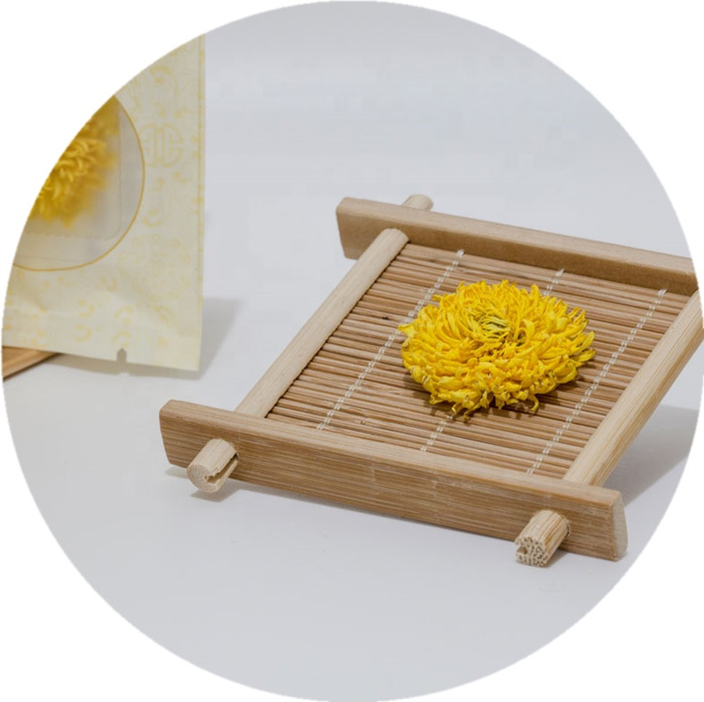 Premium Organic Dried Chrysanthemum Buds Flowers Tea - 4uTea | 4uTea.com