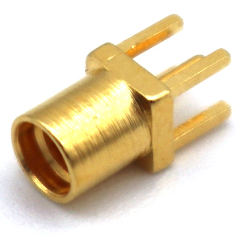 MMCX Jack Female Straight For PCB Mount Connector RF Connector