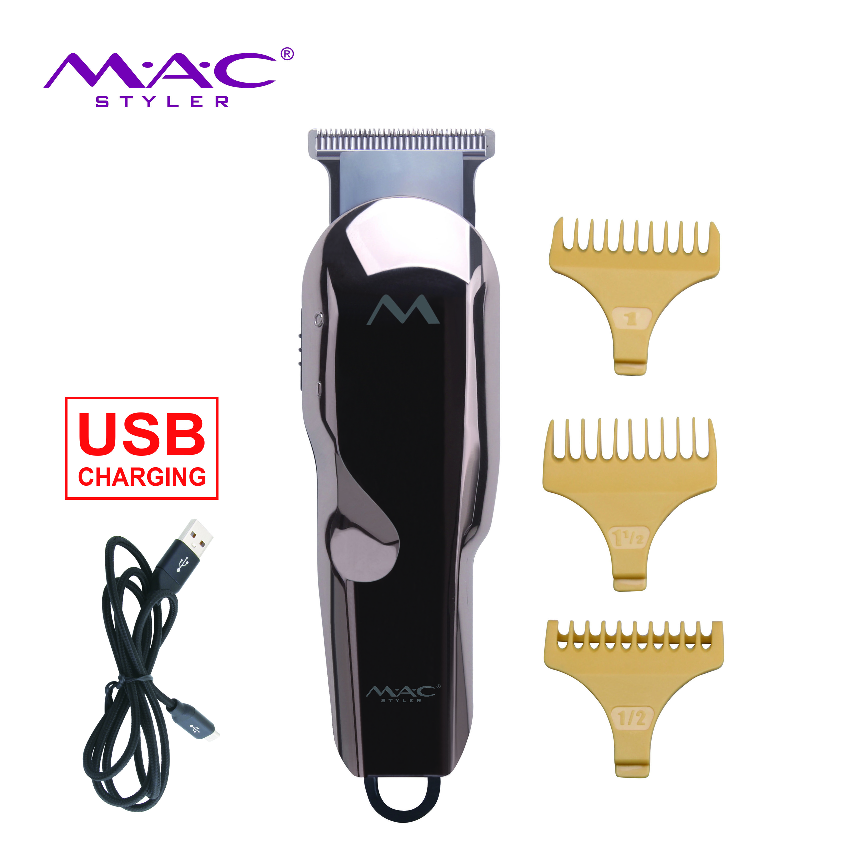Mini with battery <strong>hair</strong> trimmer cordless compact lightweight fashion <strong>hair</strong> <strong>clipper</strong>