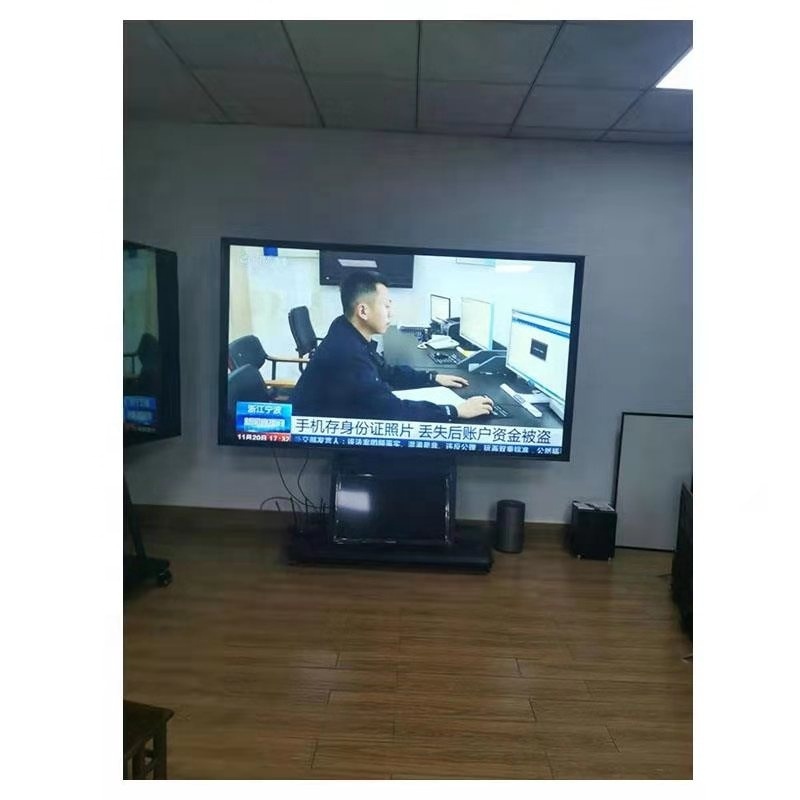 China factory cheapest price 100 inch 4K smart <strong>tv</strong> with Android system