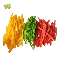 Frozen Vegetables Mixed Bell Pepper Garde A