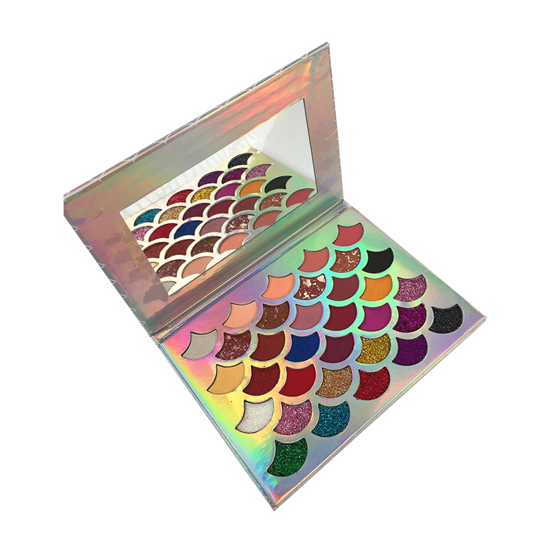 Glitter Oogschaduw Palet Waterdicht Rokerige Naakt Make Up Kit Shimmer Eye ShadowCosmetic Pigment Make up Ogen Shades Set