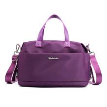 Сумка для путешествий на короткие расстояния, женская сумка, сумка на плечо, вместительная сумка для багажа, Спортивная тренировочная сумка...(Китай)
