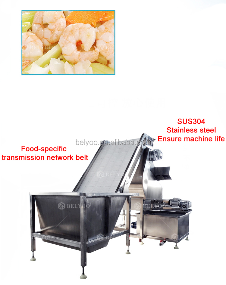 Commerical 50KG Shrimo garding deveiner machines with good quality