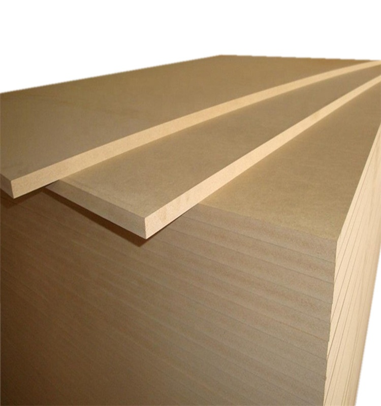 Plain <strong>MDF</strong> Board for Furniture making