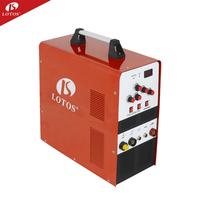 lotos tig200 Portable Inverter IGBT tig welder Machine 110v/220v equipment AC DC tig welding arc welders