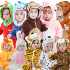 MICHLEY Customize Hooded Winter Halloween Baby Animal Costume