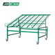 Store Fixture Metal Wire Display Stand Vegetable Rack Used In Supermarket