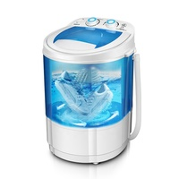 New Arrival High quality Semi- Auto Mini Household Shoe Washing Machine