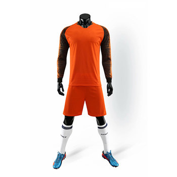 New fashion custom mens football sublimation 100% ployster high quality soccer jersey
