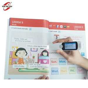 Touch Screen Scan to Read Pen English Chinese Sentence Translate Scanner Pen Children Student Intelligent Learning Machine
