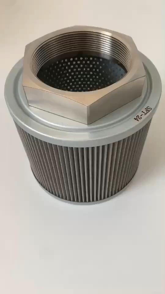 TAISEIKOGYO hydraulic filter fiberglass hydraulic oil filter