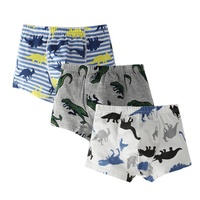 male teen underwear model boxer breathable boy children underwear small boys underwear