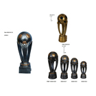 Soccer Gifts And Crafts Resin Soccer Stand Resin Trophy Home Decoration Sculptures Statue Figurines Engraved Classic Figure