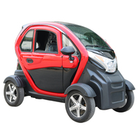 Chinese Two Seater Mini Cars Adult Electric Car Right Hand 4x4 Scooter Electric