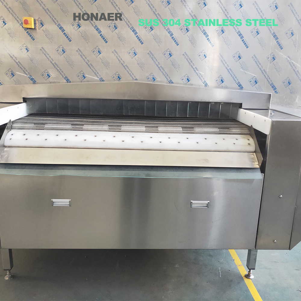 Industrial Quick Freezer Frozen Cold Room Freezing Plate Blast Freezer