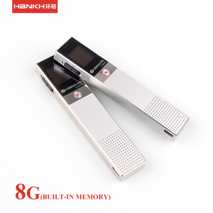long battery life voice activated recorder pen