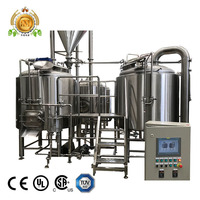 600L micro brewery and beer brewing used pub