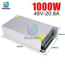 DC12V 24V 48V 720W 1000W импульсный источник питания AC DC трансформатор переключатель питания адаптер привода для светодиодной полосы света(Китай)