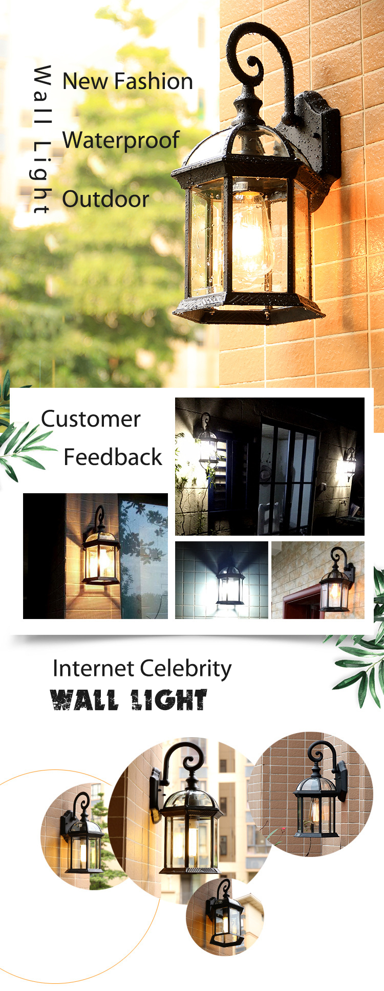 2020 New Outside Lighting Wall Mounted Modern Outdoor Wall Lamp Luxury Buy Wall Light Outdoor Modern Wall Lamp Luxury Outside Lighting Wall Mounted Product On Alibaba Com