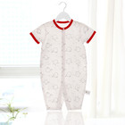 Hot Sale FITBEAR Brand Clothes Baby Romper Knit Childrens' Wear Baby Wears Romper Baby Body Suit 100% Cotton