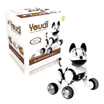 Robot Chien Jouet électronique Pour Animaux De Compagnie Enfants Marche Chiot Jouet Daction Buy Animal électroniquechien Robotanimal Intelligent
