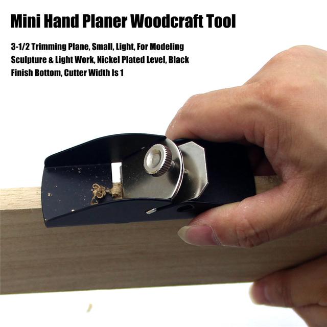Wood Planing Trimming Lixuu Mini Hand Planer,Woodworking Plane ...