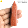 15 Red sand stone