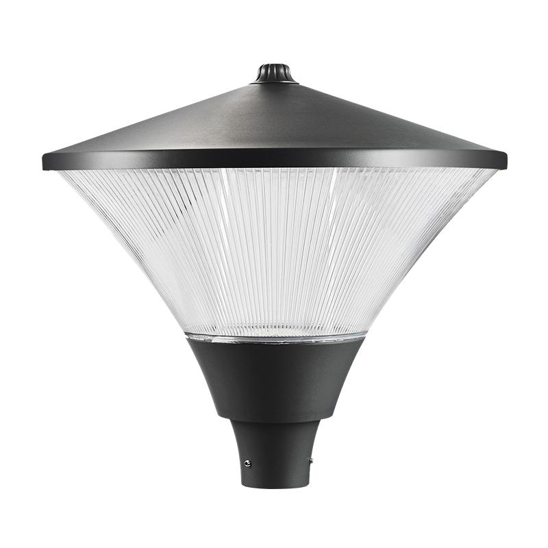 Алюминиевый сад парк Полюс свет 50 Вт светодиодный пост верхний свет
