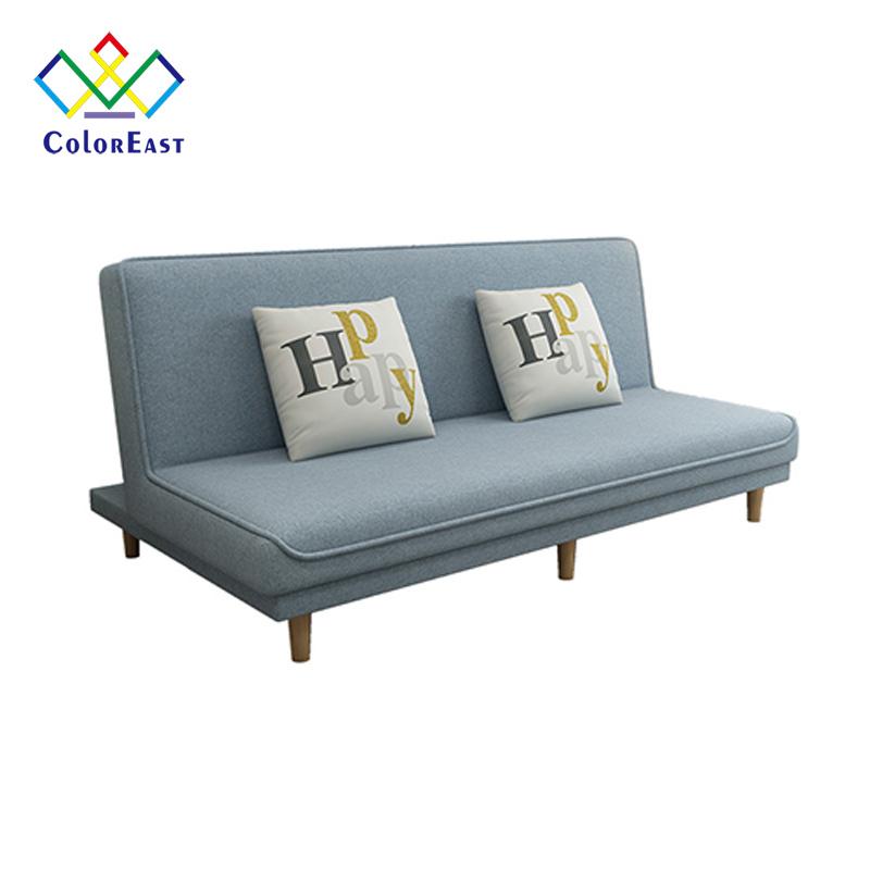 Современный портативный складной диван одноместный диван-кровать CEFS015 для гостиной